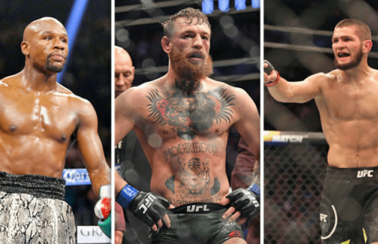 Mayweather Open To Fight McGregor & Khabib For An Easy $600 Million