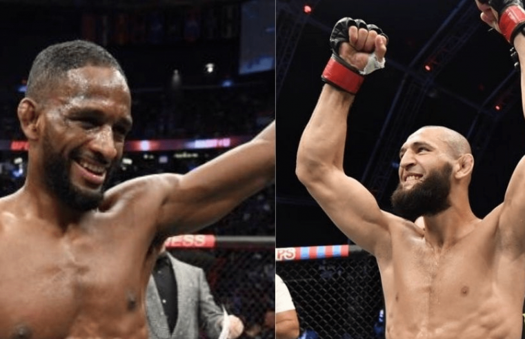 Neil Magny Says Khamzat Chimaev Is Holding Up Their Potential Fight