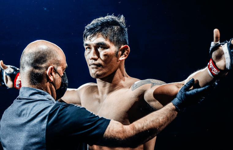 Aung La Nsang Doesn't Mind Waiting For A Rematch