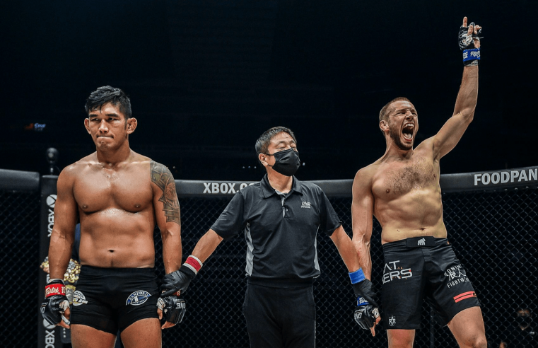 Reinier De Ridder Predicts Another Submission Win Against Aung La N Sang
