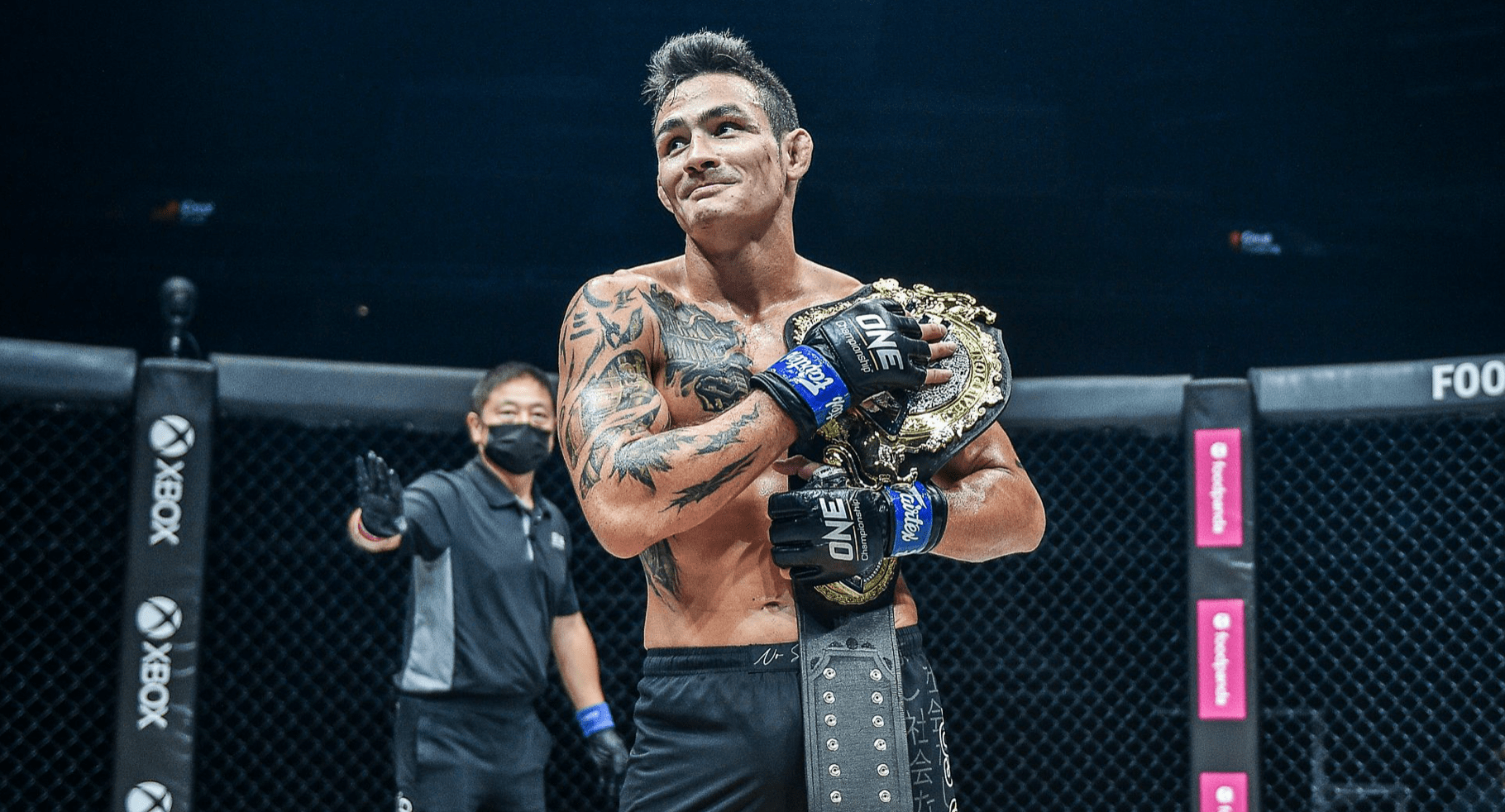 Exclusive: Thanh Le Dissects ONE Featherweight Title Win
