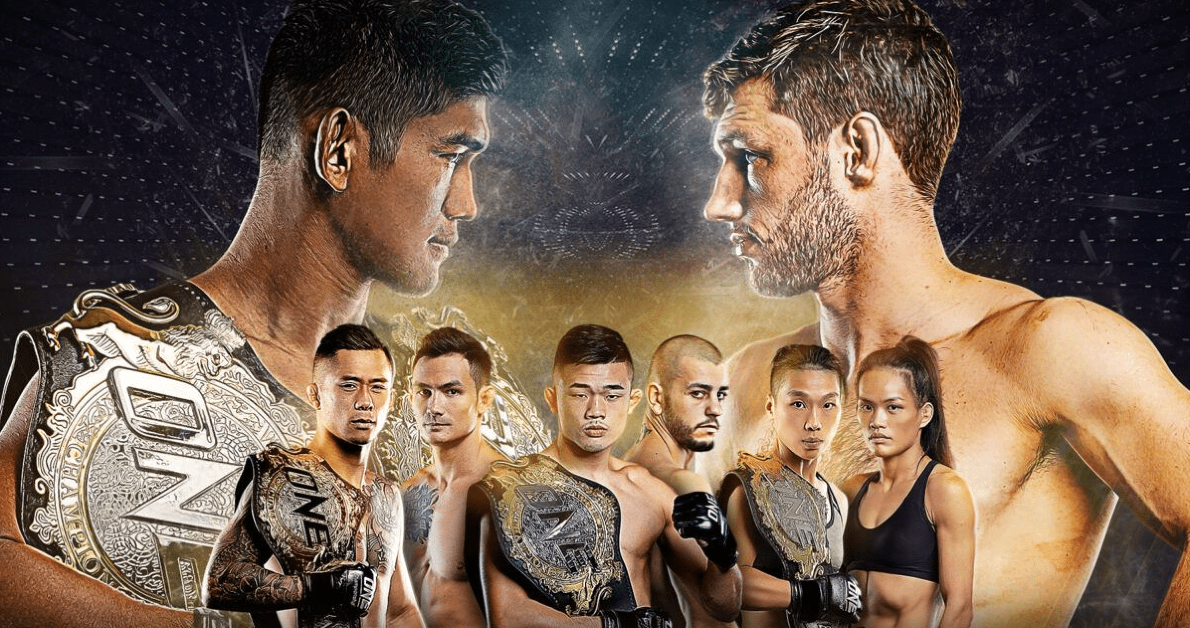 ONE Championship: Inside The Matrix