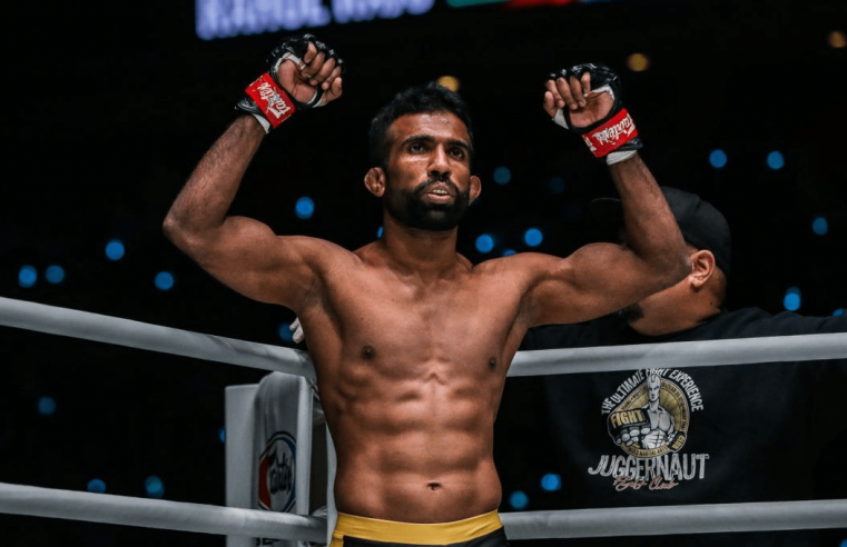 Rahul Raju Oozing With Confidence Ahead Of Amir Khan Fight