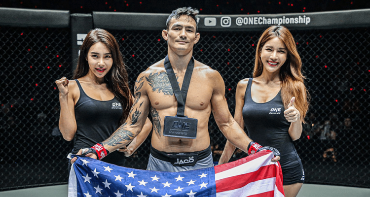 ONE Championship Thanh Le