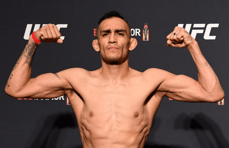 Tony Ferguson Opens Up On UFC Lightweight Title Picture