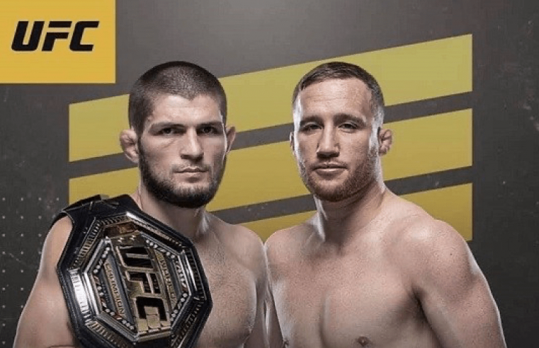 UFC 254: It's Time To Unify The Lightweight Title
