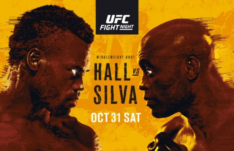 UFC Vegas 12: Hall vs Silva Results And Post Fight Videos