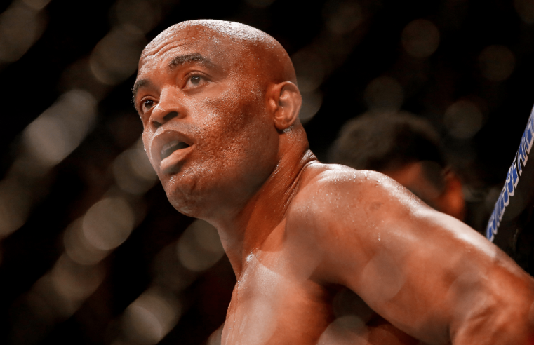 RIZIN Interested In Signing Anderson Silva