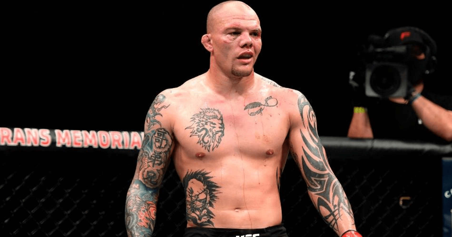 UFC Anthony Smith