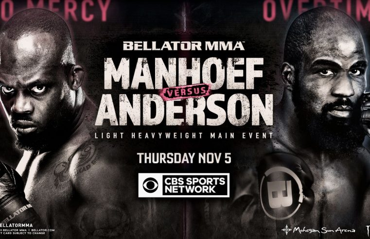 Bellator 251: Manhoef vs Anderson Results