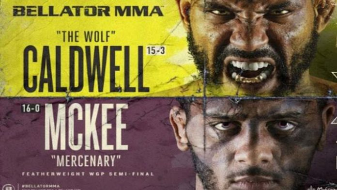 Bellator 253 Caldwell vs McKee Results: