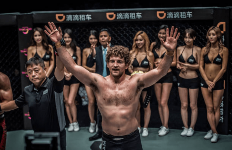 Ben Askren Discusses Potential Return To MMA And Wrestling