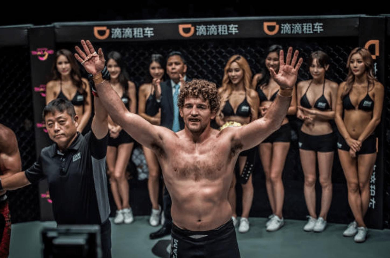 Ben Askren Discusses Potential Return To MMA And Wrestling