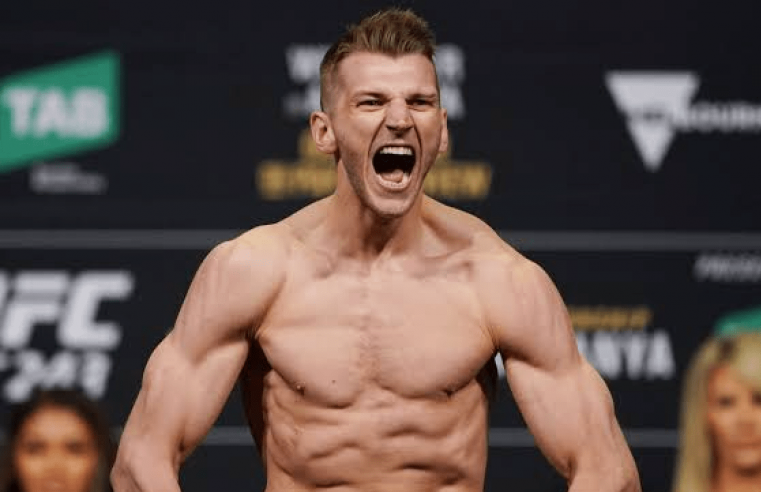 UFC: Dan Hooker Names Two Potential Opponents For His Return