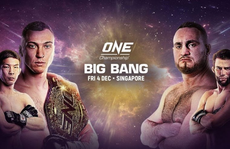 ONE: Big Bang & ONE: Collision Course Full Lineups Announced