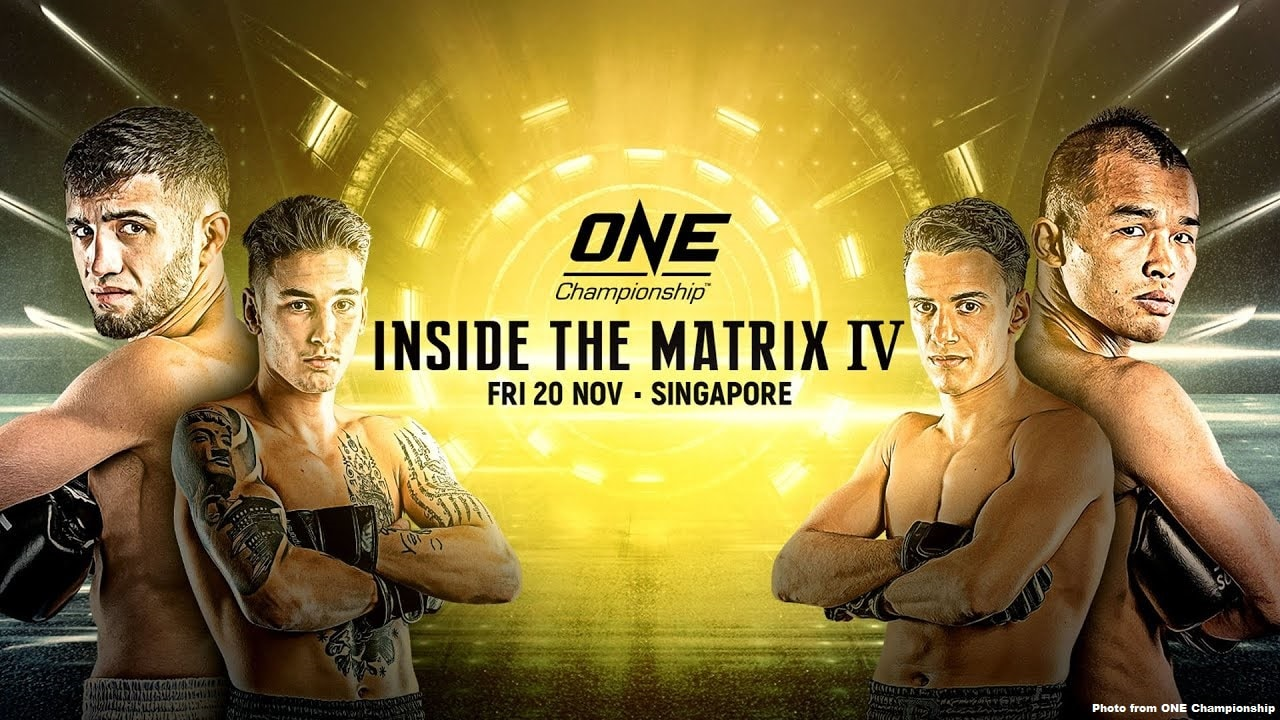 ONE: Inside The Matrix 4 Weigh-In And Hydration Test Results