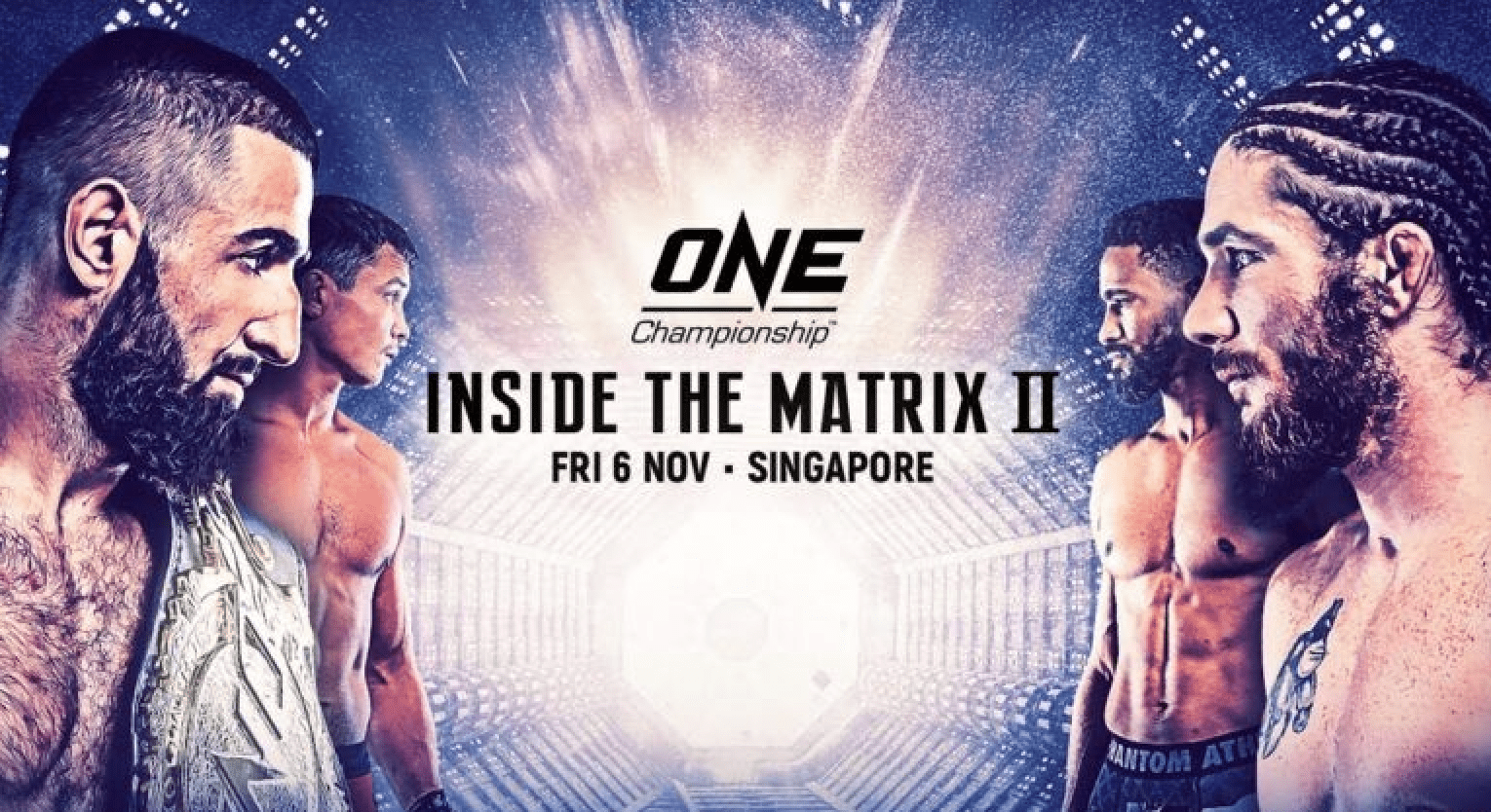 ONE: Inside The Matrix 2 Weigh-In And Hydration Test Results
