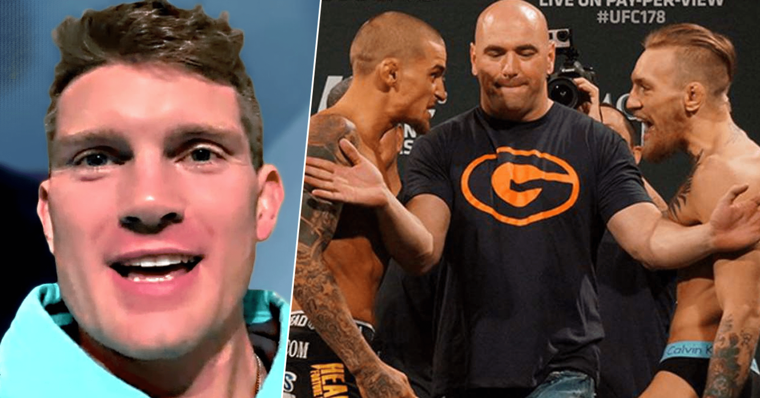 UFC, Stephen Thompson, Conor McGregor, Dustin Poirier