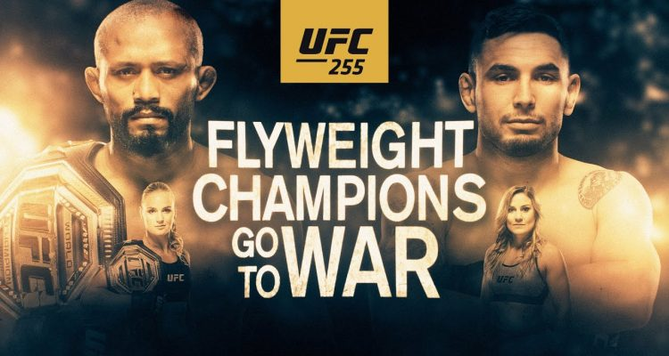 UFC 255: Figueiredo vs Perez and Shevchenko vs Maia