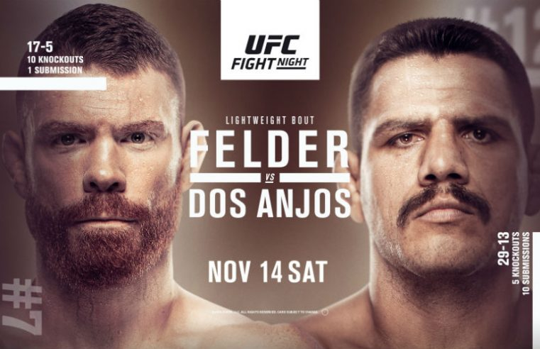 UFC Vegas 14: Felder vs Dos Anjos Results And Post Fight Videos