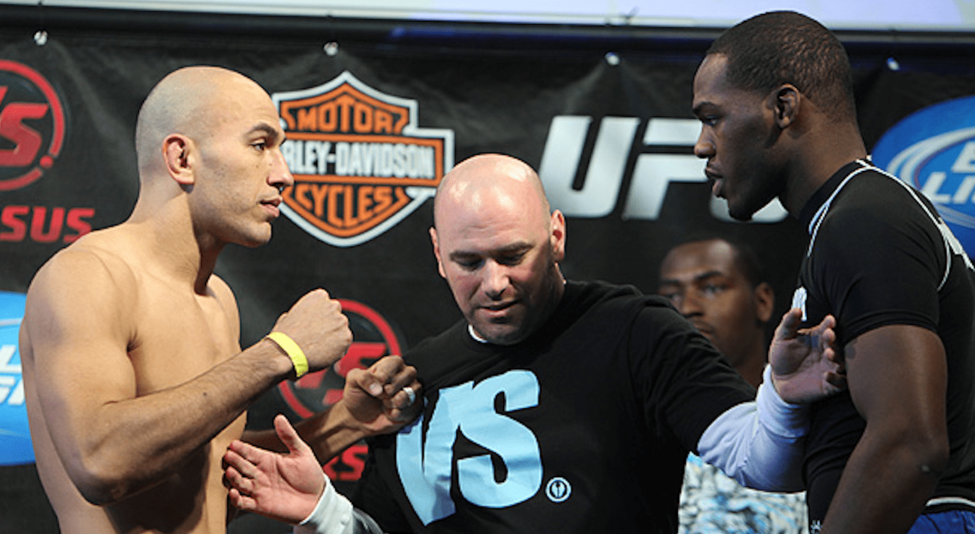 UFC Brandon Vera vs Jon Jones