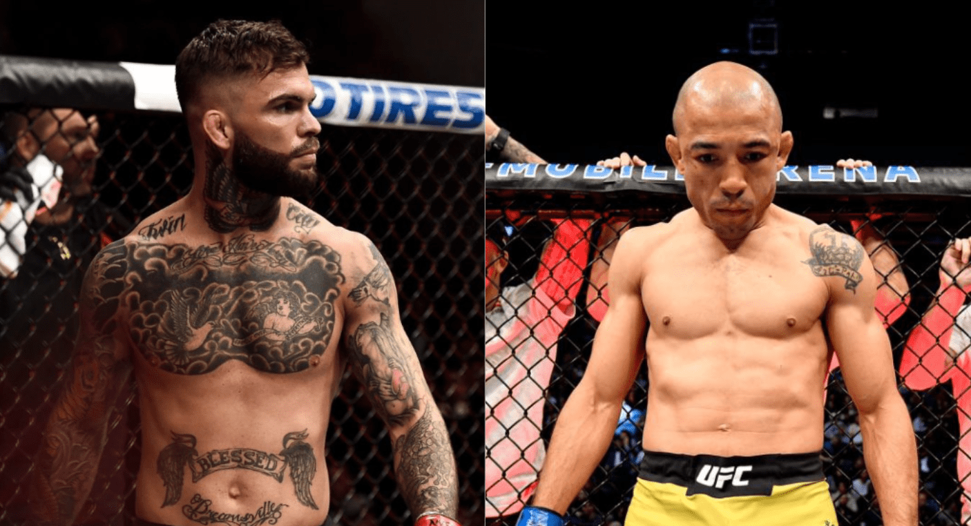 Garbrandt Wants To Fight For Two Belts In 2021, But Wants Aldo First