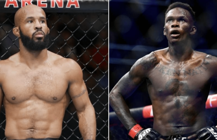 Demetrious Johnson: Adesanya Is On His Way To Becoming The GOAT