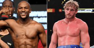 Floyd Mayweather and Logan Paul, Boxing