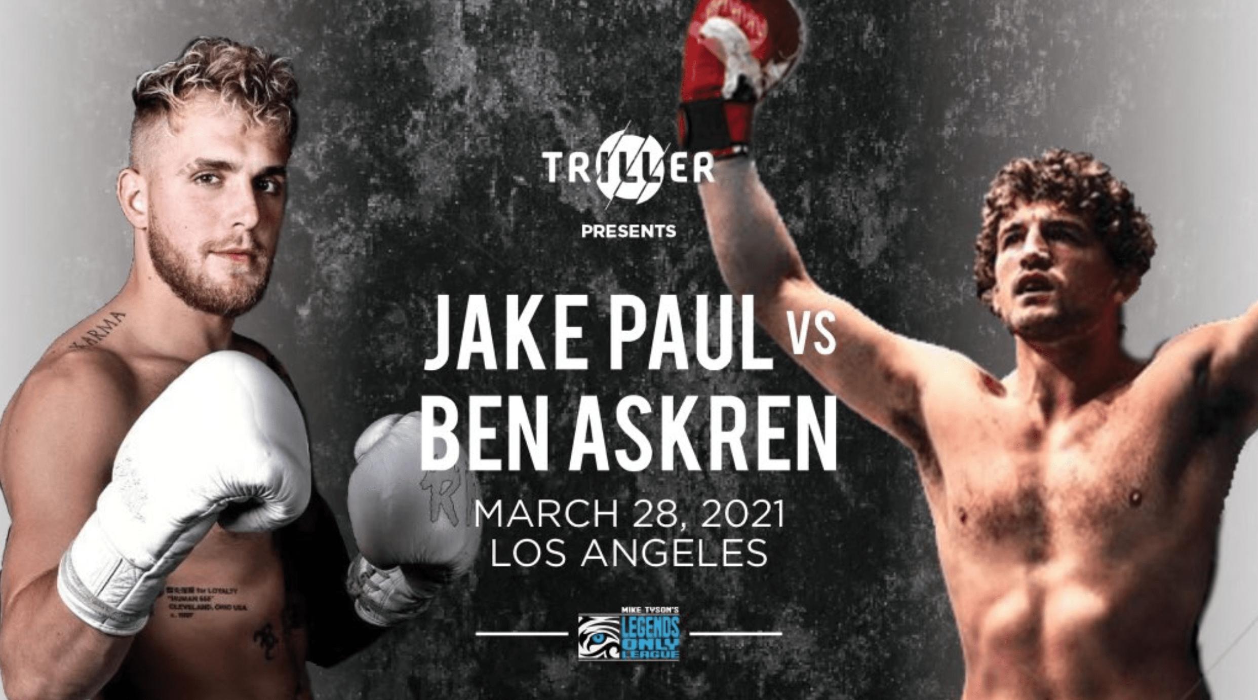 Fight News: Including Chandler's UFC Debut And  Paul vs Askren