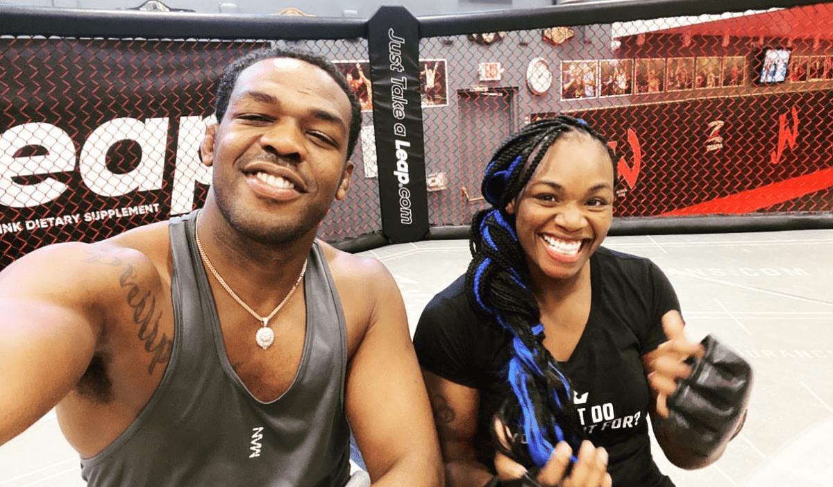 Claressa Shields: Jon Jones Would Be Freakin' Dangerous In Boxing
