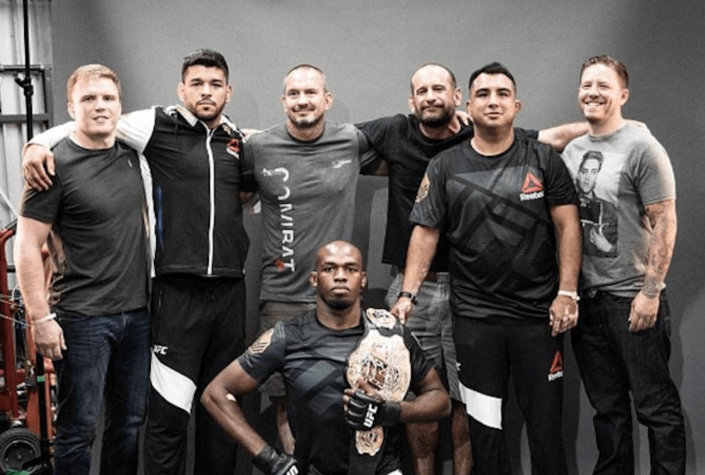 Jon Jones' Team Confident He Dominates The UFC Heavyweight Division