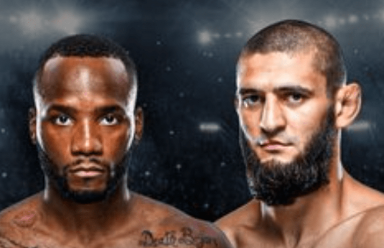 Khamzat Chimaev Out Of UFC Fight Island 8 Bout With Leon Edwards