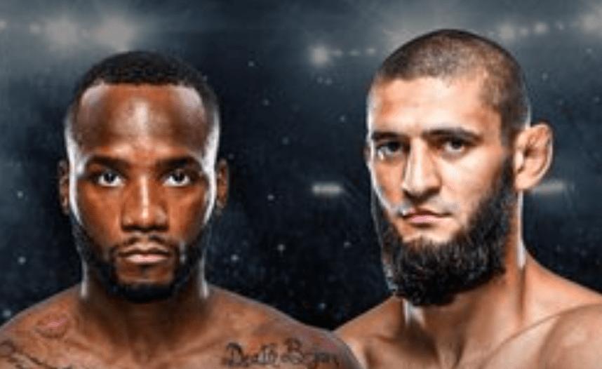 Khamzat Chimaev Out Of UFC Fight Island 8 Bout With Leon Edwards