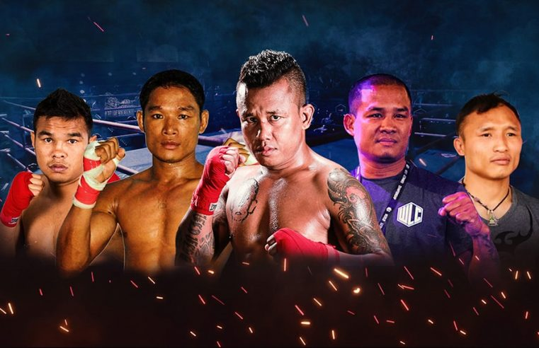 Lethwei Legend Of The Year