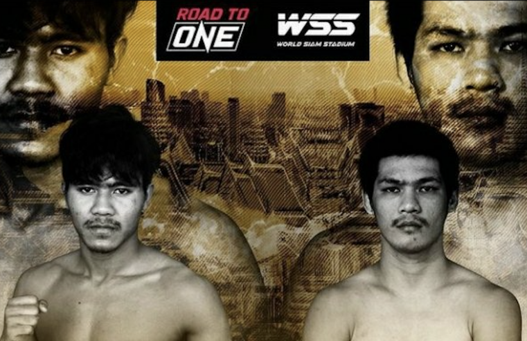 Road To ONE 5: Bangkok Results And Replay