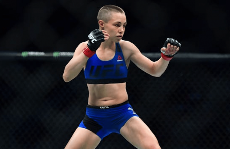 UFC: Rose Namajunas Responds To Dana White's Comments