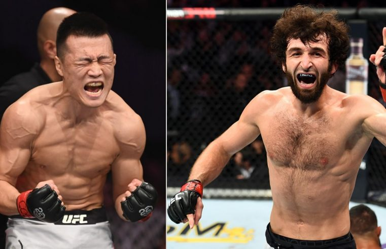UFC: 'The Korean Zombie' Calls Out Zabit Magomedsharipov