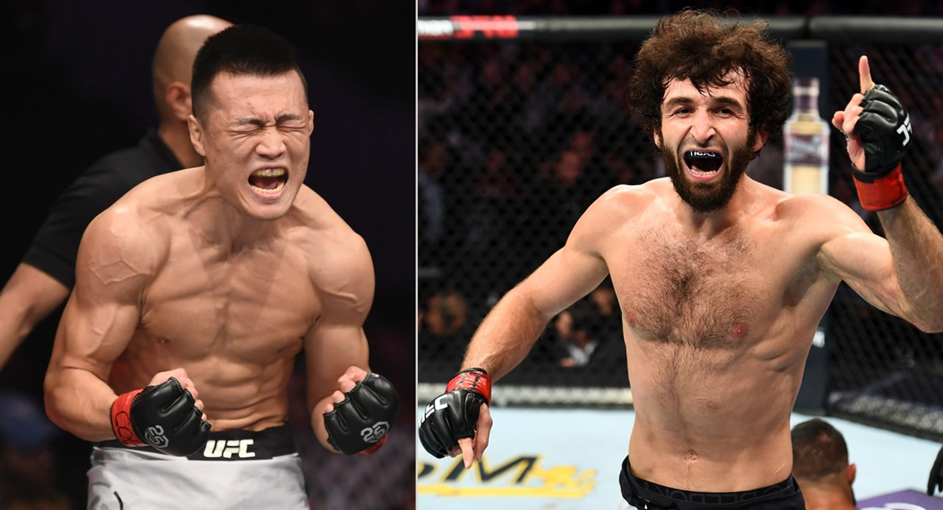 UFC: 'The Korean Zombie' Calls Out Zabit Magomedsharipov