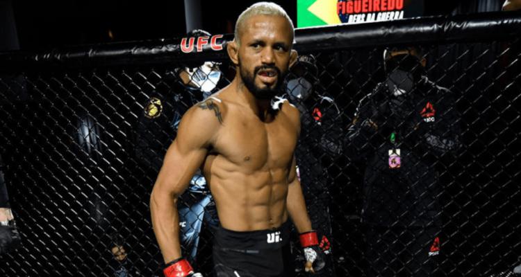 UFC 255 Deiveson Figueiredo