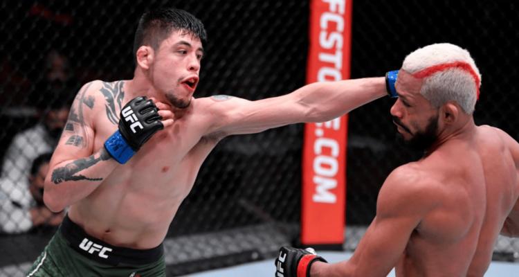 UFC 256: Brandon Moreno vs Deiveson Figueiredo