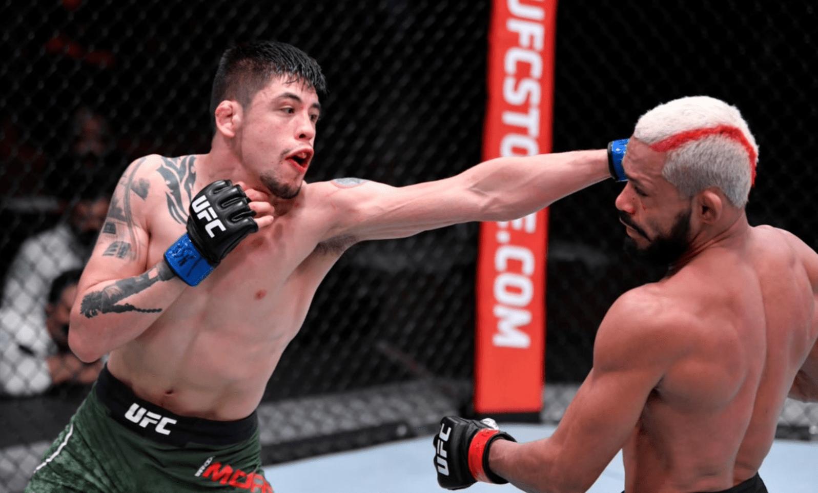 UFC: Brandon Moreno Thinks Deiveson Figueiredo Is Making Excuses