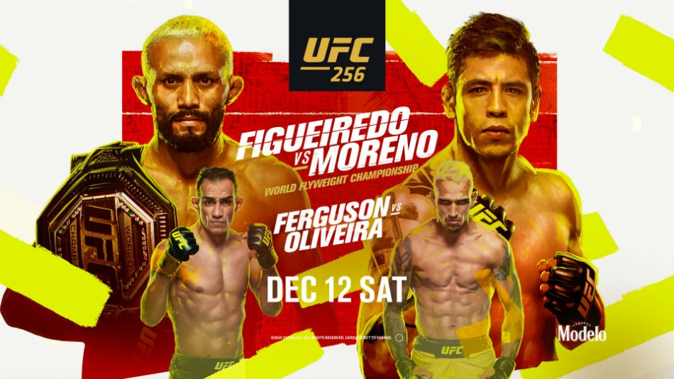 UFC 256: Figueiredo vs Moreno Results And Post Fight Videos
