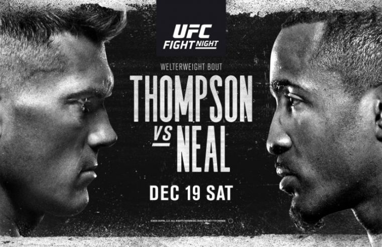 UFC Vegas 17: Thompson vs Neal Results And Post Fight Videos