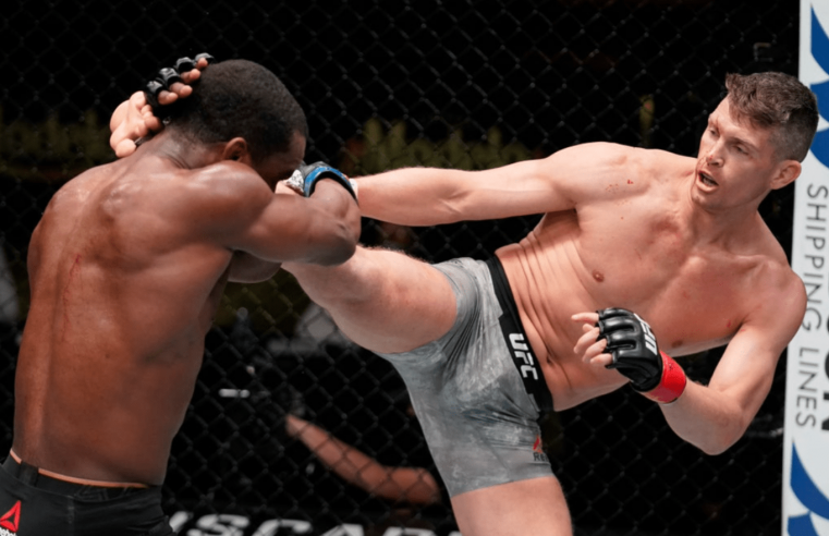 UFC: Stephen Thompson Still Isn't Sold On Khamzat Chimaev