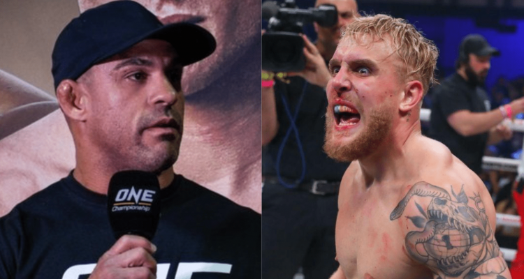Vitor Belfort and Jake Paul UFC Boxing ONE Championship