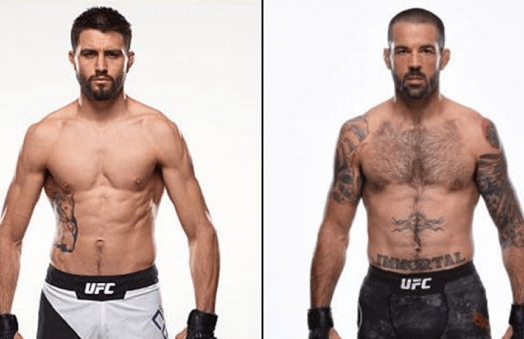 UFC: Matt Brown Eyeing Knockout Against Carlos Condit
