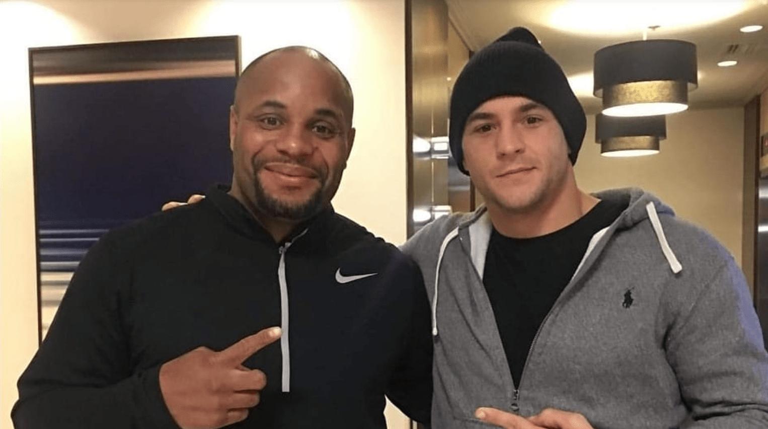 UFC 257: Daniel Cormier Has Advice For Dustin Poirier