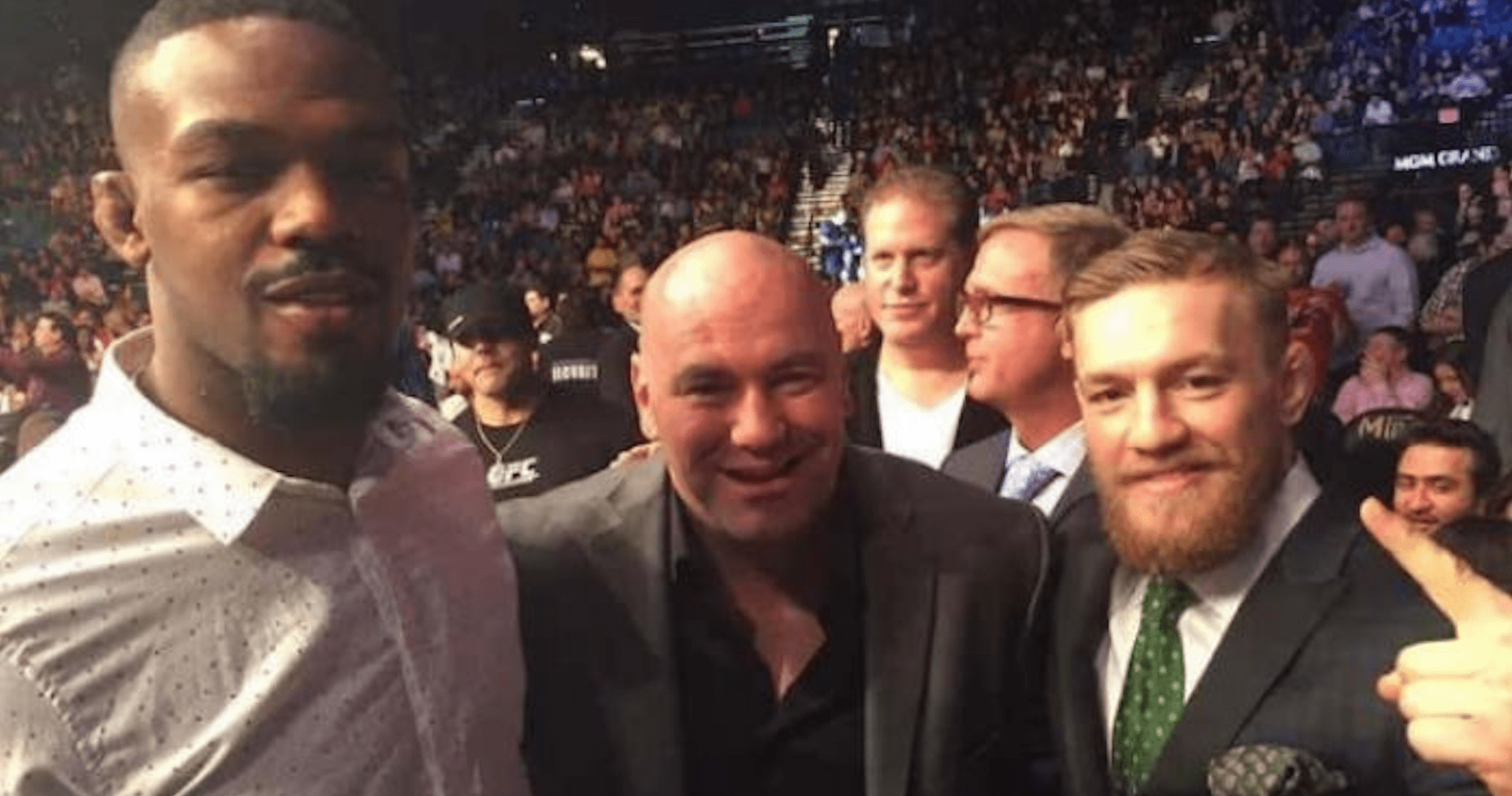 Burns Talks Jones' Chances At Heavyweight And McGregor's Grappling