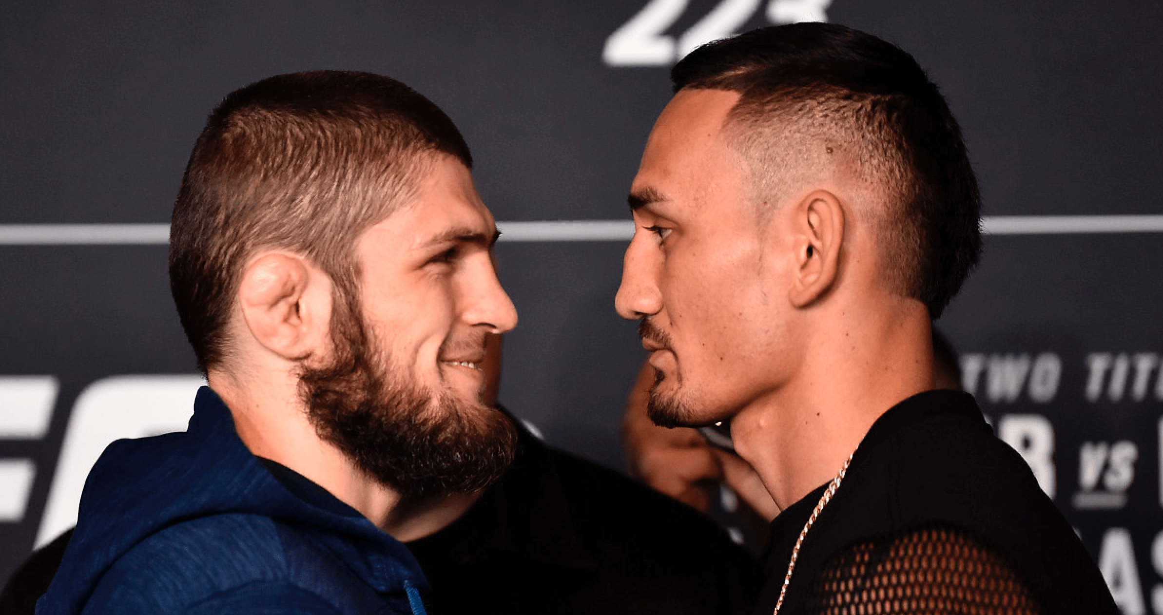 UFC – Khabib: Max Holloway Has Potential To Be The GOAT