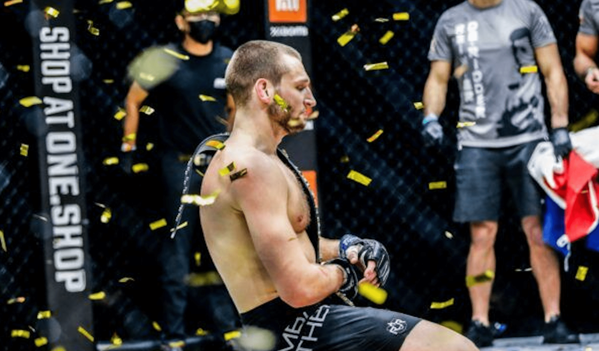 ONE Championship: Reinier De Ridder Shares Plans For 2021
